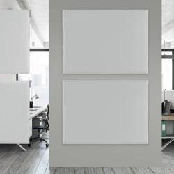 Oversize Wall | Systèmes muraux absorption acoustique | Caimi Brevetti