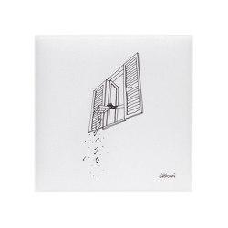 Snowsound Art Ponti | Tableaux acoustiques décoratifs | Caimi Brevetti