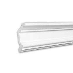 Interior mouldings - Cornice moulding Profhome 150146 | Coving | e-Delux