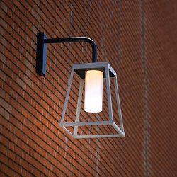 Lampiok 4 Model 2 | Outdoor wall lights | Roger Pradier