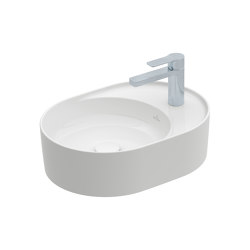 Collaro Surface-mounted washbasin | Wash basins | Villeroy & Boch