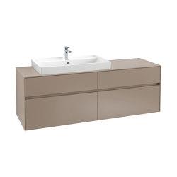 Collaro C026L0VK Vanity Unit | Vanity units | Villeroy & Boch