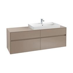 Collaro C027L0VK Vanity Unit | Vanity units | Villeroy & Boch