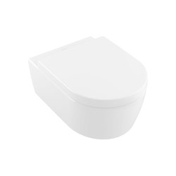 Avento DirectFlush WC Complete (CombiPack) | WC | Villeroy & Boch