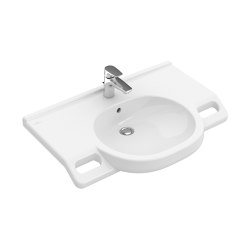 O.Novo Vita Washbasin Vita | Wash basins | Villeroy & Boch