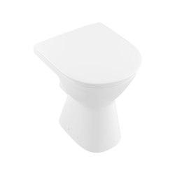 O.Novo Vita Washdown WC Vita | WC | Villeroy & Boch