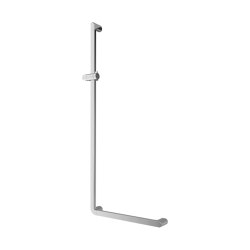 ViCare Holding Handle 90° With Shower Holder | Grab rails | Villeroy & Boch