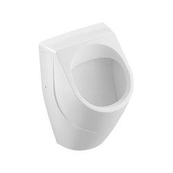 O.novo Siphonic urinal rimless | Urinals | Villeroy & Boch