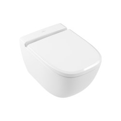 Antheus Washdown WC, rimless | WC | Villeroy & Boch