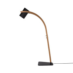 Milano Nero | Free-standing lights | david concept