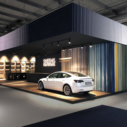 Exhibition | Space design | Trade fair systems | Dresswall