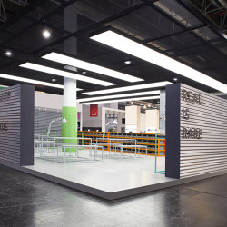 Light ceiling | Trade fair systems | Dresswall
