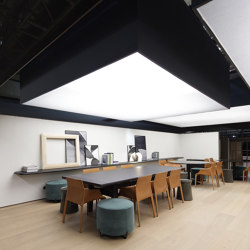 Light ceiling | Illuminated ceiling systems | Dresswall