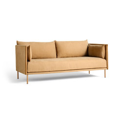 Silhouette 2 Seater Low Backed | Sofas | HAY