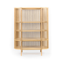 Bastone Cabinet – Natural Oak | Cabinets | Poiat