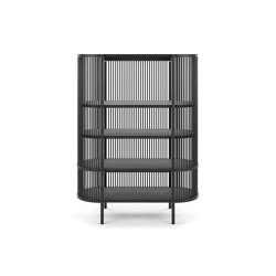 Bastone Cabinet – Black   Armoires   Poiat