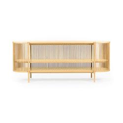 Bastone Sideboard – Natural Oak | Sideboards | Poiat