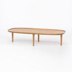 Fiori Table 130cm – Oak | Couchtische | Poiat