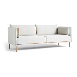 Silhouette 3 Seater Low Backed   Sofas   HAY
