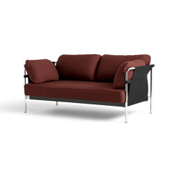CAN Sofa 2 seater   Sofas   HAY