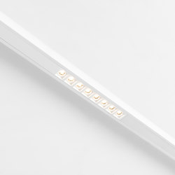 Pista track 48V LED linear spots (8x) GI | Deckenleuchten | Modular Lighting Instruments