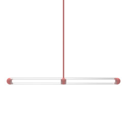 Capsule Keski Flamingo Pink | Suspended lights | Cameron Design House