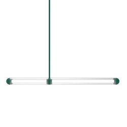 Capsule Saldo Tropical Green | Suspended lights | Cameron Design House