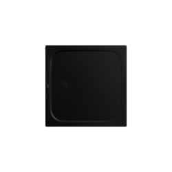 Cayonoplan lava black matt | Shower trays | Kaldewei
