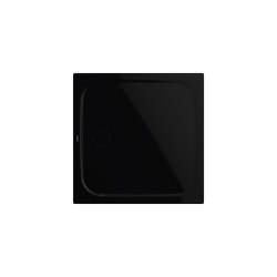 Cayonoplan black | Shower trays | Kaldewei