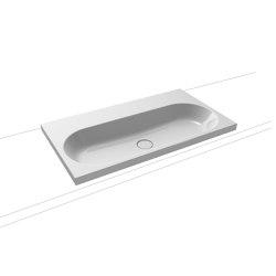 Centro countertop washbasin 120 mm manhattan   Lavabi   Kaldewei