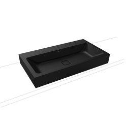 Cono countertop washbasin 120 mm city-anthracite matt | Wash basins | Kaldewei