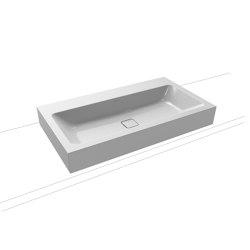 Cono countertop washbasin 120 mm manhattan | Wash basins | Kaldewei