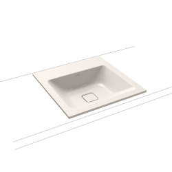 Cono built-in washbasin pergamon | Wash basins | Kaldewei