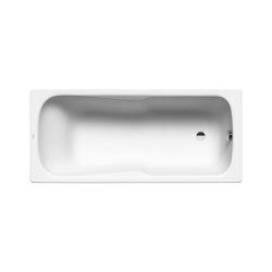 Dyna Set alpine white matt | Bathtubs | Kaldewei