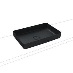 Miena washbowl catania grey matt (rectangular)   Wash basins   Kaldewei