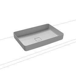 Miena washbowl manhattan (rectangular)   Wash basins   Kaldewei