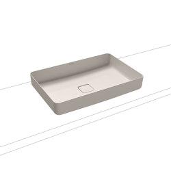 Miena washbowl pergamon (rectangular)   Wash basins   Kaldewei