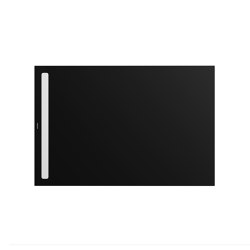 Nexsys city anthracite matt I Cover powder-coated alpine white | Shower trays | Kaldewei