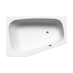 Plaza Duo right alpine white matt | Bañeras | Kaldewei