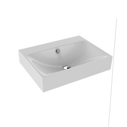 Silenio wall-hung washbasin manhattan | Wash basins | Kaldewei