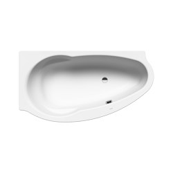 Studio right alpine white matt | Bathtubs | Kaldewei