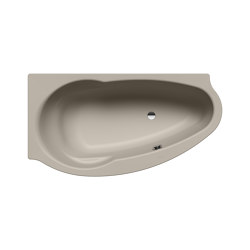 Studio right perl grey matt | Bathtubs | Kaldewei