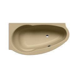 Studio right prairie beige matt | Bathtubs | Kaldewei