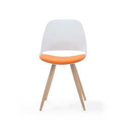 ECLIPSE WOOD | Chairs | Diemmebi
