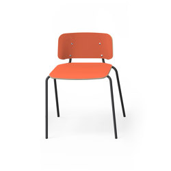 Grip NxT with four leg base | Chairs | Martela
