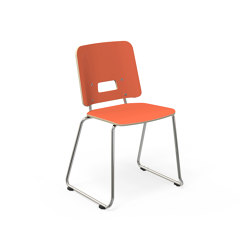 Grip NxT with sled base | Chairs | Martela
