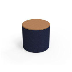 Bit stools | Pouf | Martela