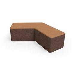 Bit stools | Benches | Martela