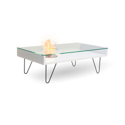 Fire Coffee Table | Ventless fires | Planika