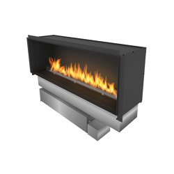 Fire Line Automatic 3 XL in Casing A | Fireplace inserts | Planika